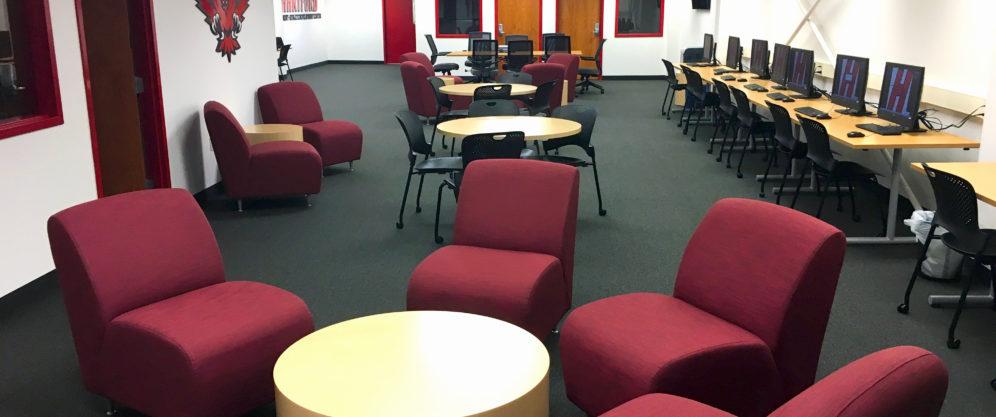 University of Hartford's Student-Athlete Development Center